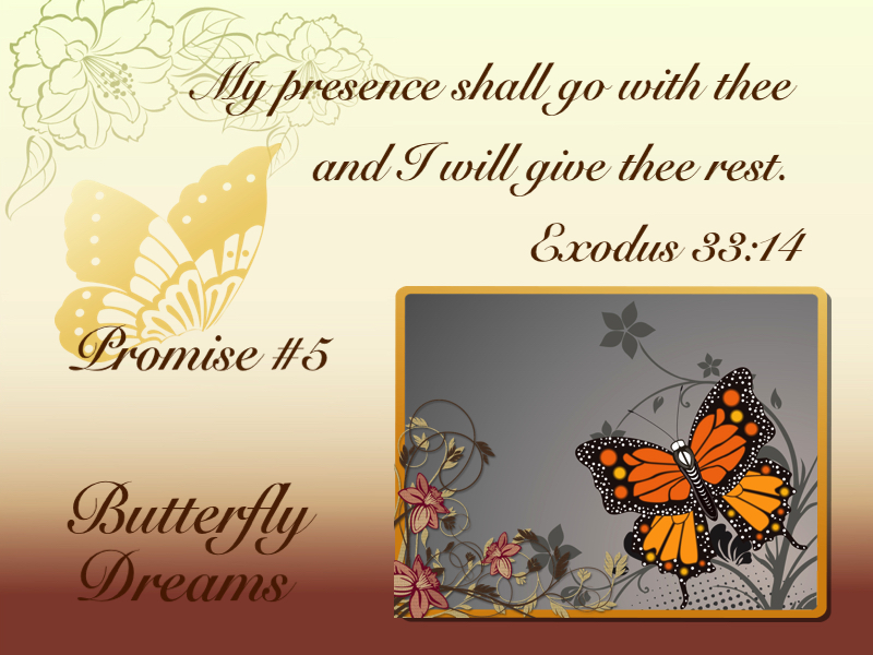 Butterfly Promise #5