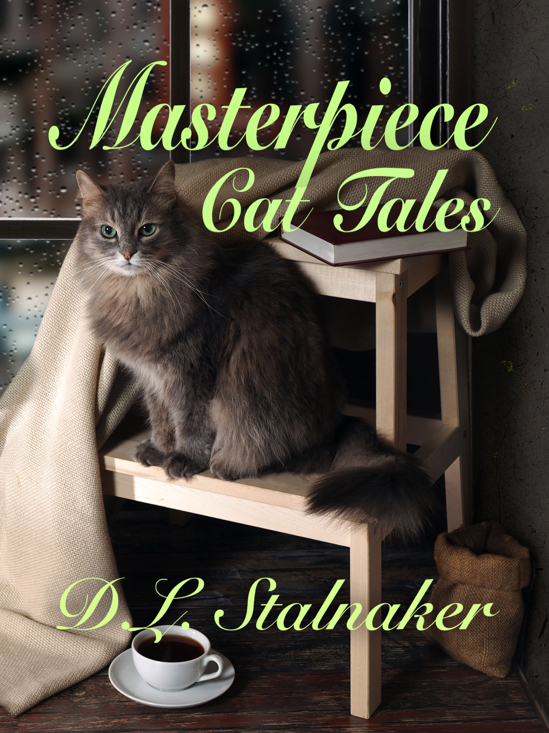Masterpiece Cat Tales revised