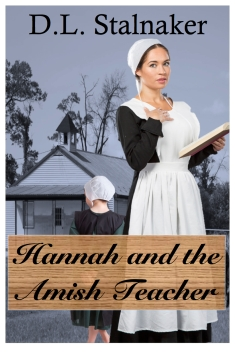 New cover for Hannah book