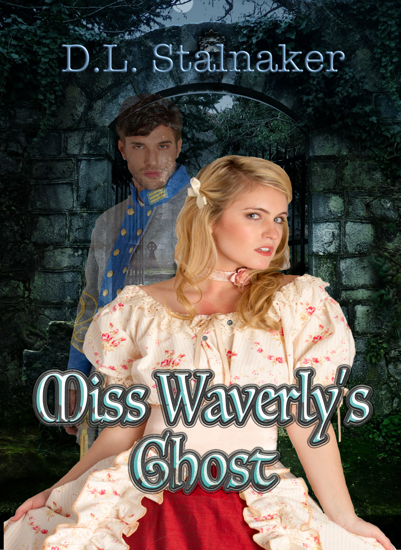 Miss Waverly's Ghost cover